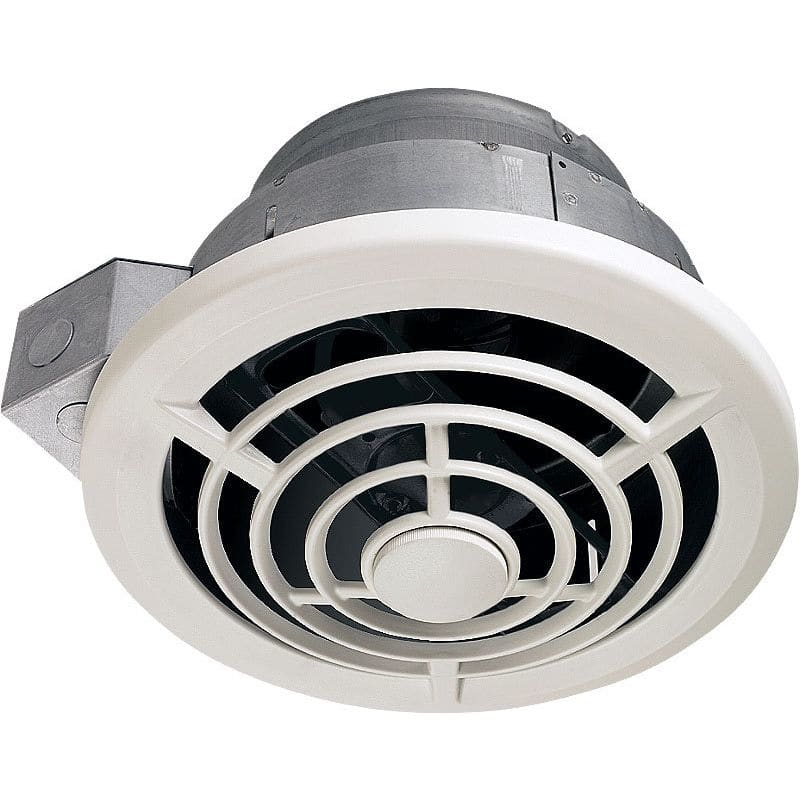NuTone 8310 160 CFM 5 Sone Ceiling or Wall Mounted HVI Certified