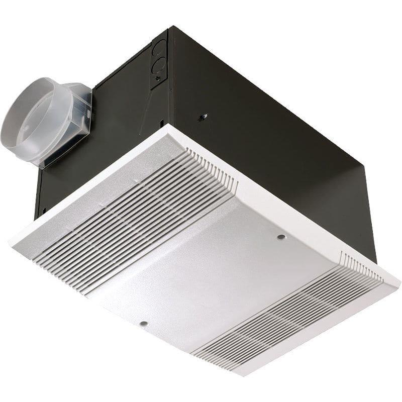 NuTone 9905 70 CFM 4 Sone Ceiling Mounted HVI Certified Bath Fan White