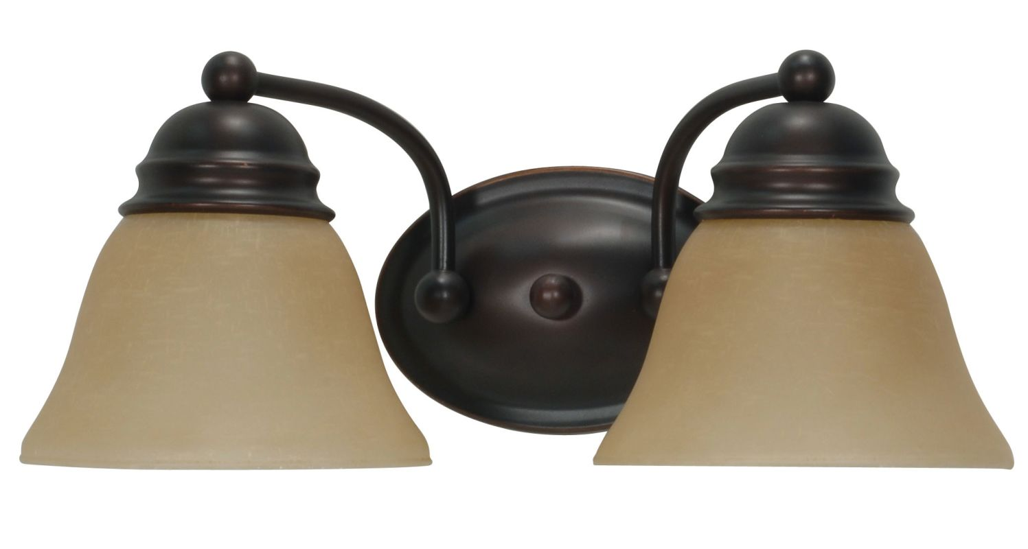 Nuvo Lighting 60/1271 Two Light Reversible Lighting 14.875&quote Wide