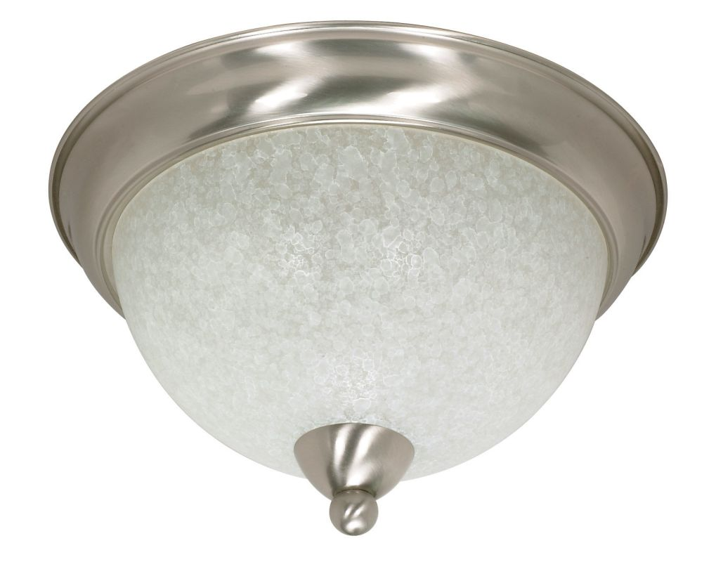 "Nuvo Lighting 60/131 South Beach 3 Light 15"" Wide Flush Mount Ceiling"