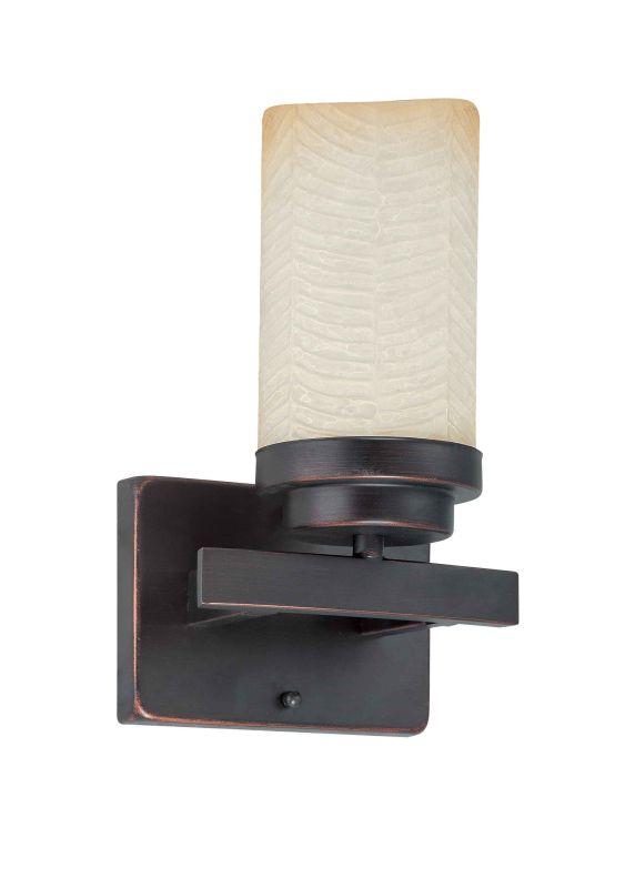 Nuvo Lighting 60 2768 Patina Bronze Single Light