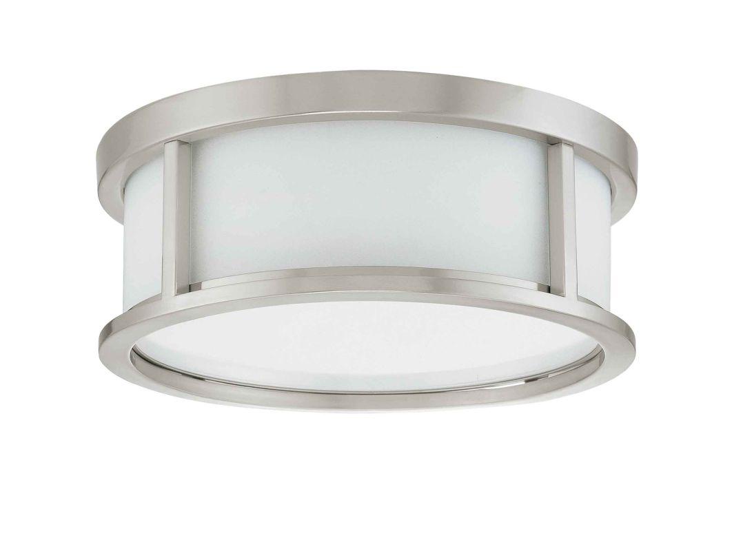 Nuvo Lighting 60/2859 Odeon 2 Light Flush Mount Indoor Ceiling Fixture Sale $159.99 ITEM: bci910883 ID#:60/2859 UPC: 45923628597 :