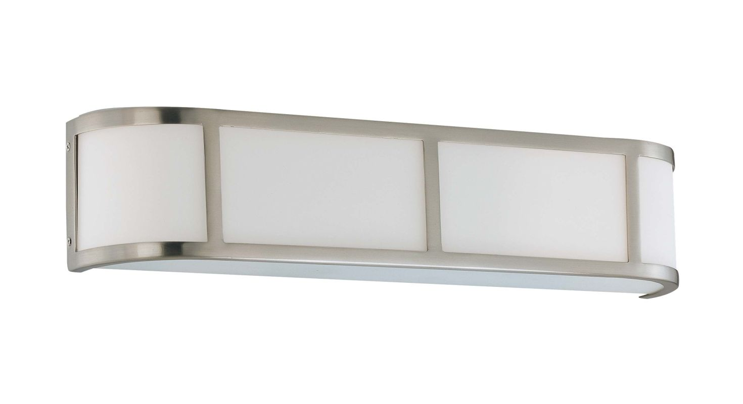 "Nuvo Lighting 60/2873 Three Light Ambient Lighting 23.875"" Wide"