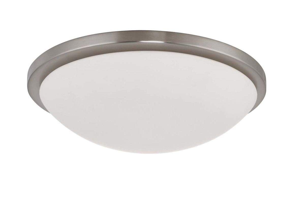 Nuvo Lighting 60/2947 Button 4 Light Flush Mount Energy Star Rated