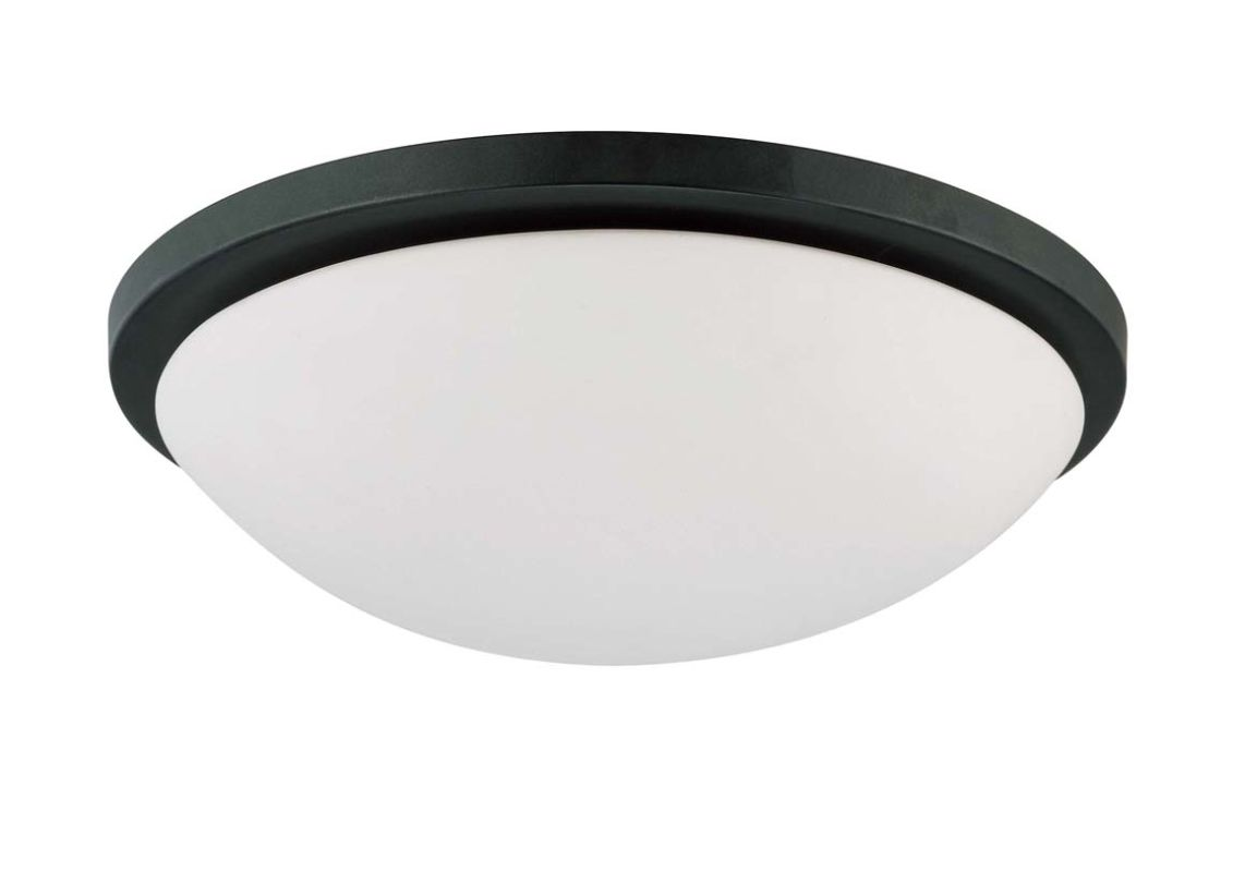 Nuvo Lighting 60/2948 Button 4 Light Flush Mount Energy Star Rated