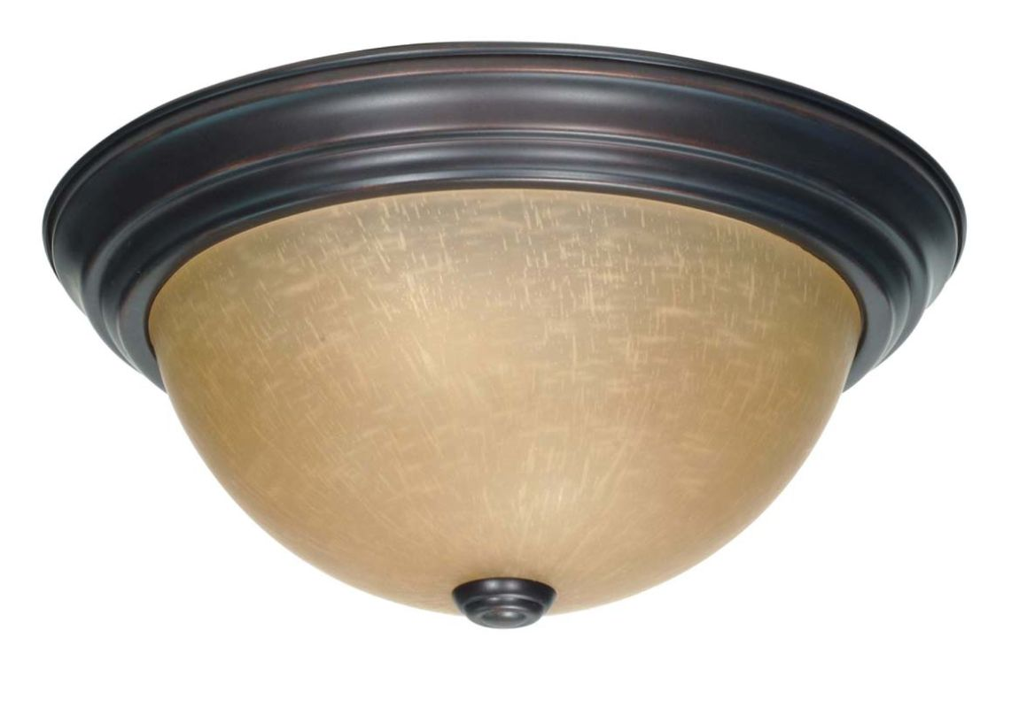 Nuvo Lighting 60/3106 2 Light Flush Mount Energy Star Rated Indoor