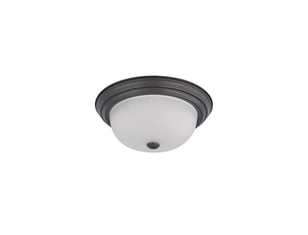 Nuvo Lighting 60/3336 2 Light Flush Mount Energy Star Rated Indoor