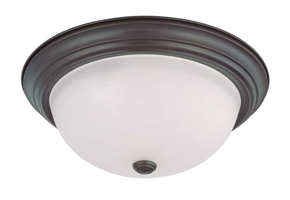 Nuvo Lighting 60/3337 3 Light Flush Mount Energy Star Rated Indoor