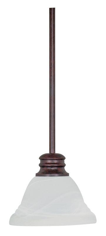 Nuvo Lighting 60/366 Single Light Mini Pendant from the Empire Sale $39.99 ITEM: bci911278 ID#:60/366 UPC: 45923603662 :