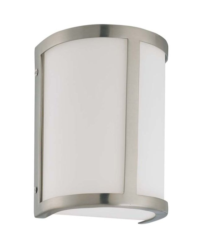 "Nuvo Lighting 60/3801 Single Light Ambient Lighting 6"" Wide Bathroom"