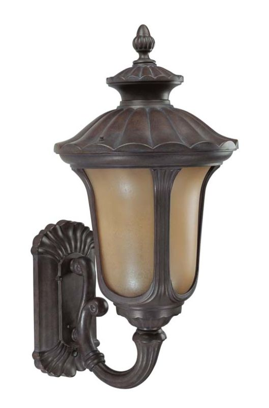 Nuvo Lighting 60/3901 Single Light Up Lighting Outdoor Wall Sconce Sale $138.00 ITEM: bci911183 ID#:60/3901 UPC: 45923606205 :