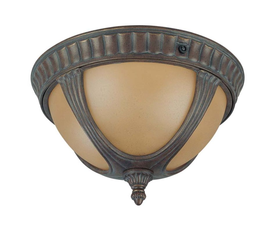 Nuvo Lighting 60/3907 Beaumont 2 Light Flush Mount Energy Star Rated