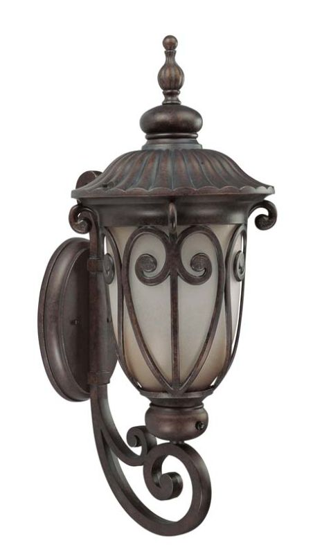 Nuvo Lighting 60/3921 Single Light Up Lighting Outdoor Wall Sconce Sale $239.99 ITEM: bci911193 ID#:60/3921 UPC: 45923639210 :