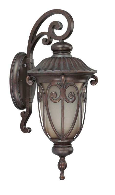 Nuvo Lighting 60/3924 Single Light Down Lighting Outdoor Wall Sconce Sale $179.99 ITEM: bci911196 ID#:60/3924 UPC: 45923639241 :