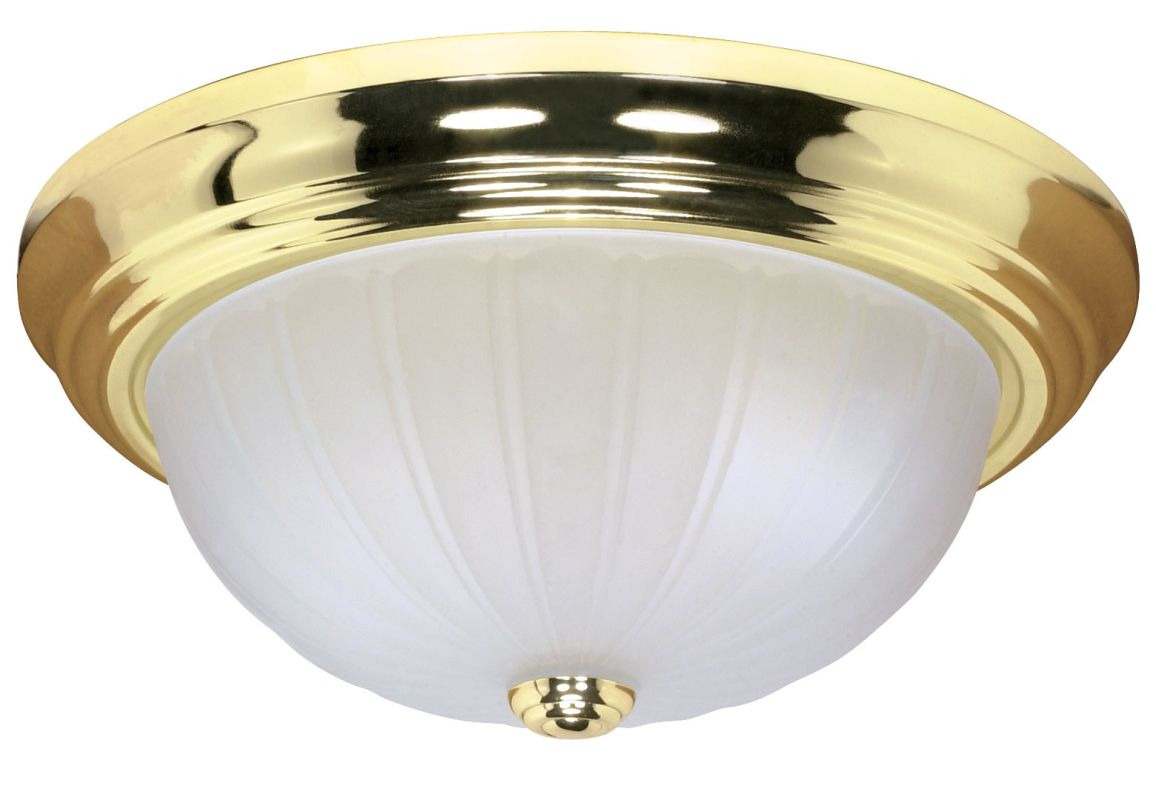 Nuvo Lighting 60/442 2 Light Flush Mount Energy Star Rated Indoor
