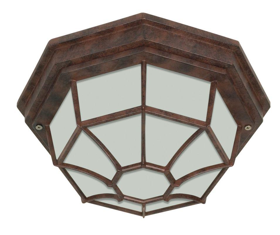 Nuvo Lighting 60/579 1 Light Flush Mount Outdoor Ceiling Fixture -