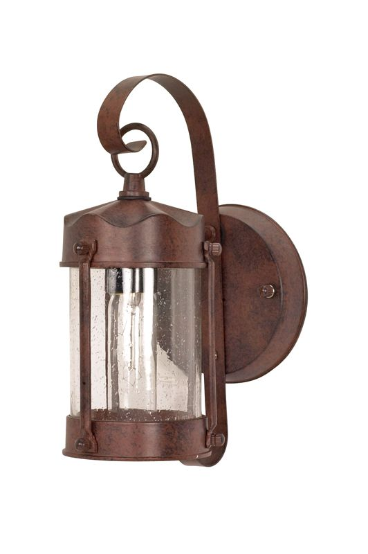 Nuvo Lighting 60/634 Single Light Down Lighting Outdoor Wall Sconce