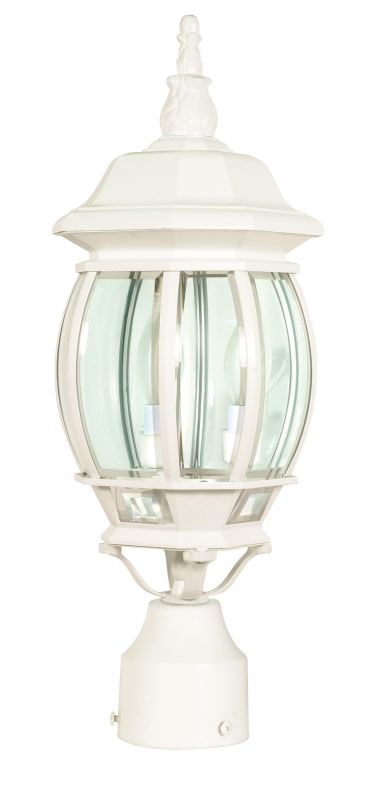 Nuvo Lighting 60/897 Three Light Up Lighting Outdoor Post Light from