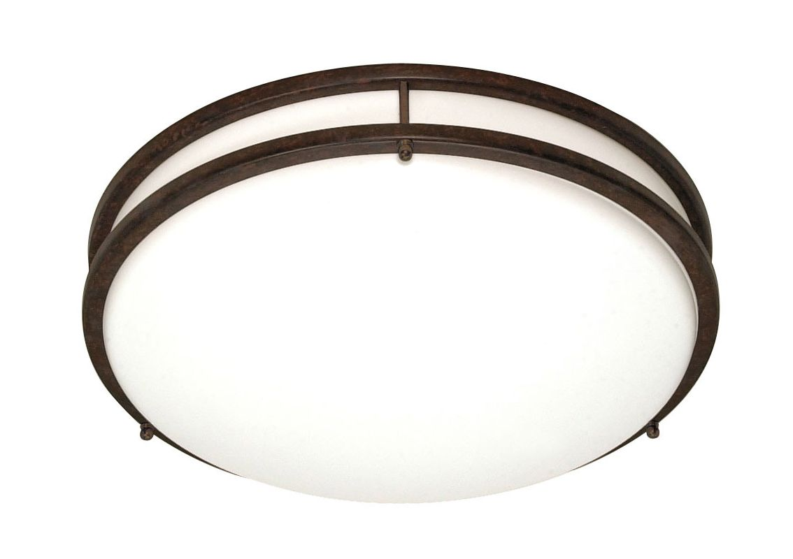 Nuvo Lighting 60/909 Glamour 3 Light Flush Mount Energy Star Rated