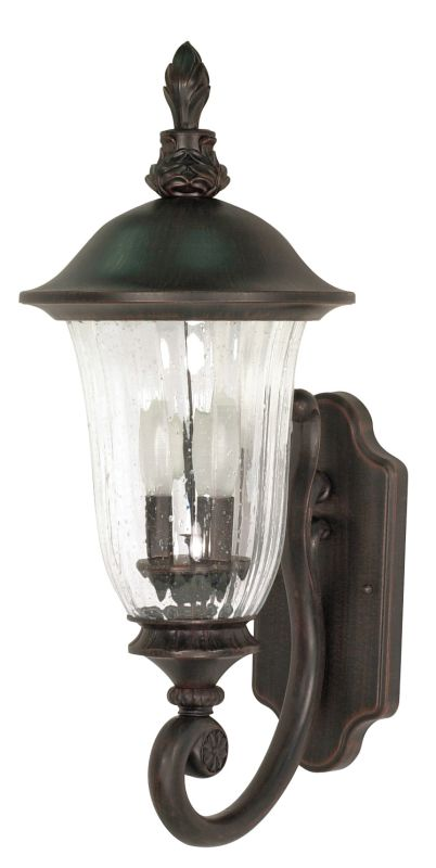 Nuvo Lighting 60/975 Two Light Up Lighting Outdoor Wall Sconce from Sale $95.99 ITEM: bci910037 ID#:60/975 UPC: 45923609756 :