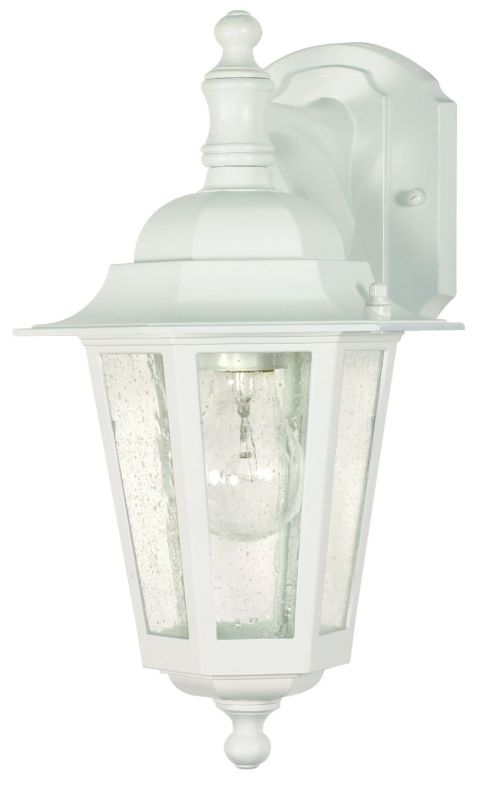 Nuvo Lighting 60/988 Single Light Down Lighting Outdoor Wall Sconce