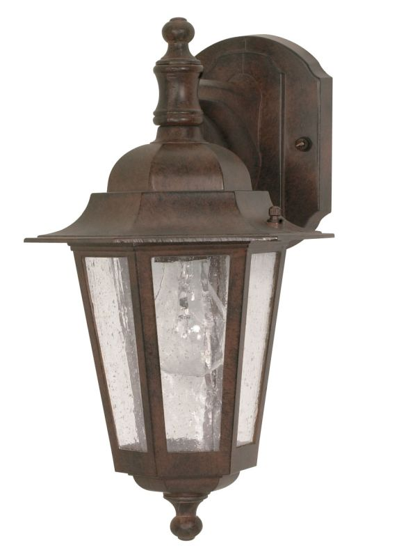 Nuvo Lighting 60/989 Single Light Down Lighting Outdoor Wall Sconce