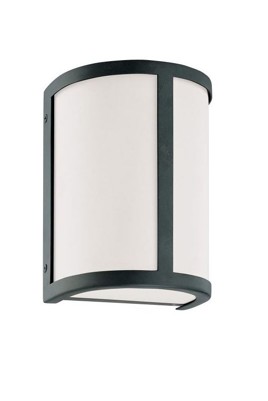 Nuvo Lighting 60/2971 Odeon 1 Light Bathroom Sconce Aged Bronze Indoor