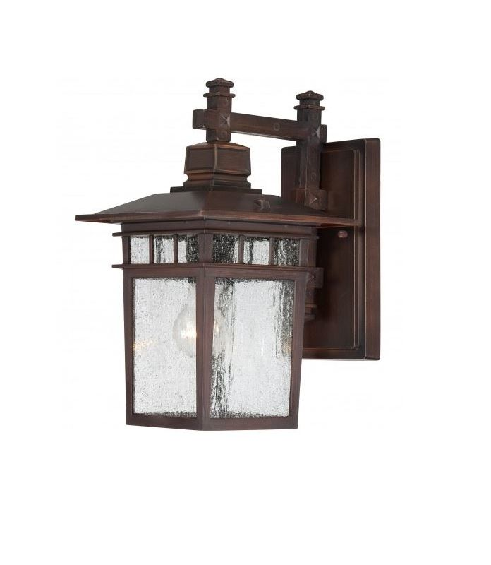 Nuvo Lighting 60/4958 Cove Neck 1 Light Outdoor Lantern Wall Sconce in