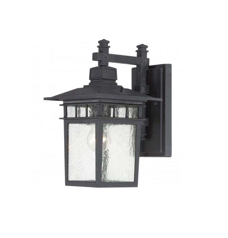 Nuvo Lighting 60/4959 Cove Neck 1 Light Outdoor Lantern Wall Sconce in