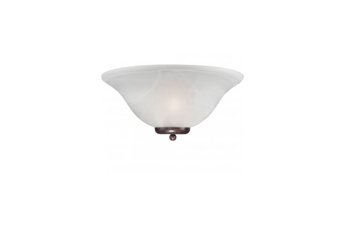 Nuvo Lighting 60/5378 Ballerina 1 Light Wall Washer Wall Sconce in Old
