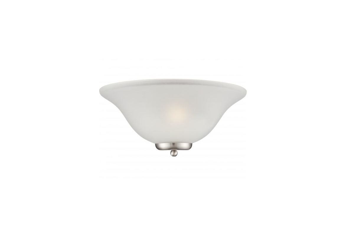 Nuvo Lighting 60/5382 Ballerina 1 Light Wall Washer Wall Sconce with