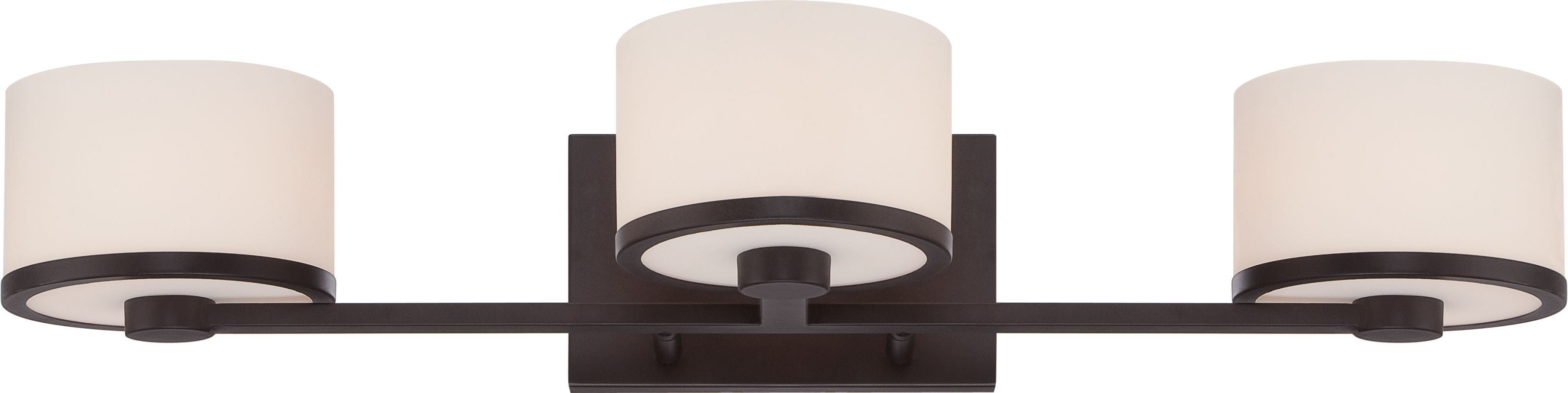 Nuvo Lighting 60/5573 Celine 3 Light Bathroom Vanity Light Venetian Sale $149.99 ITEM: bci2590799 ID#:60/5573 UPC: 45923655739 :