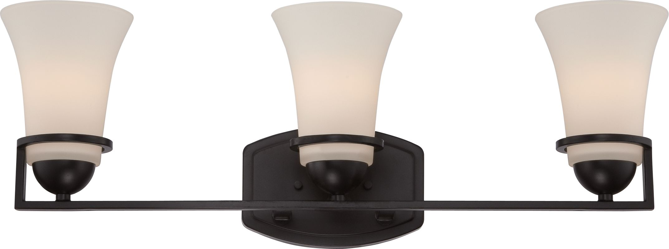 Nuvo Lighting 60/5583 Nevel 3 Light Bathroom Vanity Light in Sudbury Sale $129.99 ITEM: bci2590807 ID#:60/5583 UPC: 45923655838 :
