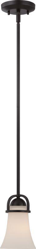 Nuvo Lighting 60/5588 Nevel 1 Light Mini Single Pendant in Sudbury