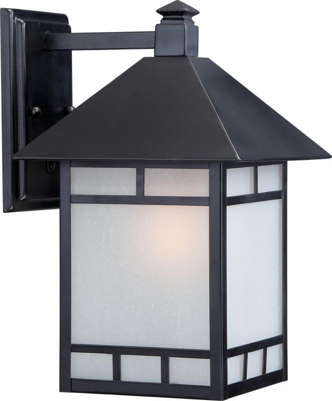"Nuvo Lighting 60/5602 Drexel 9"" Width 1 Light Outdoor Lantern Wall"