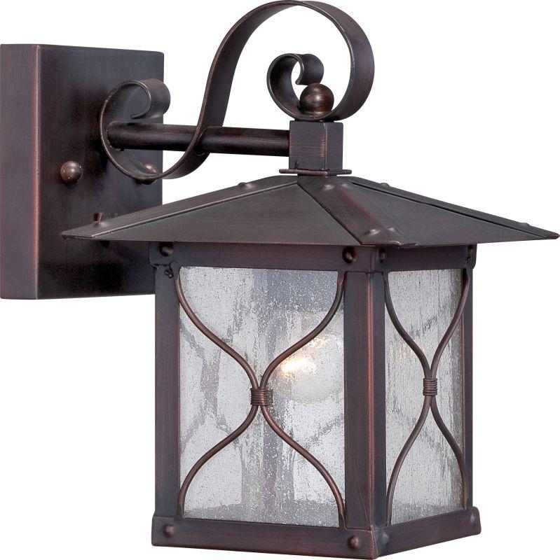 "Nuvo Lighting 60/5611 Vega 6.5"" Width 1 Light Outdoor Lantern Wall"