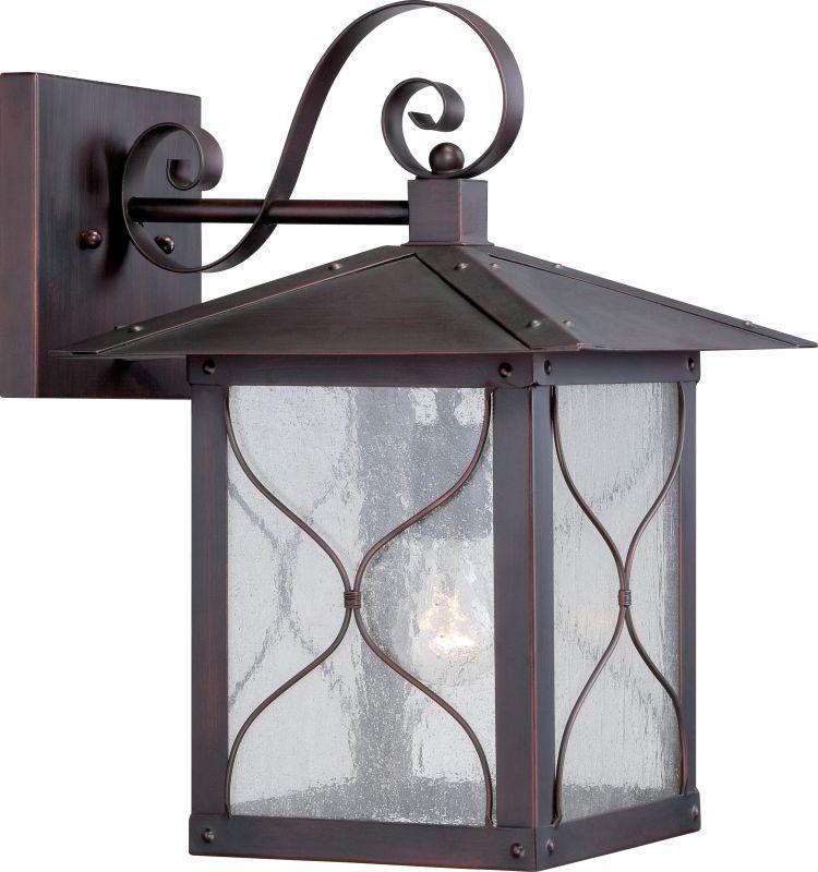"Nuvo Lighting 60/5613 Vega 11"" Width 1 Light Outdoor Lantern Wall"