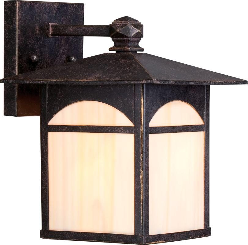 "Nuvo Lighting 60/5651 Canyon 7.75"" Width 1 Light Outdoor Lantern Wall"