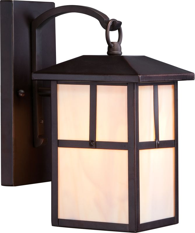 "Nuvo Lighting 60/5671 Tanner 6.25"" Width 1 Light Outdoor Lantern Wall"