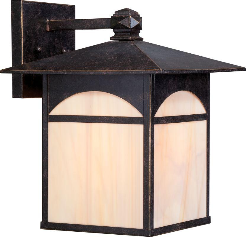 "Nuvo Lighting 60/5753 Canyon ES 11"" Width 1 Light Outdoor Lantern Wall"