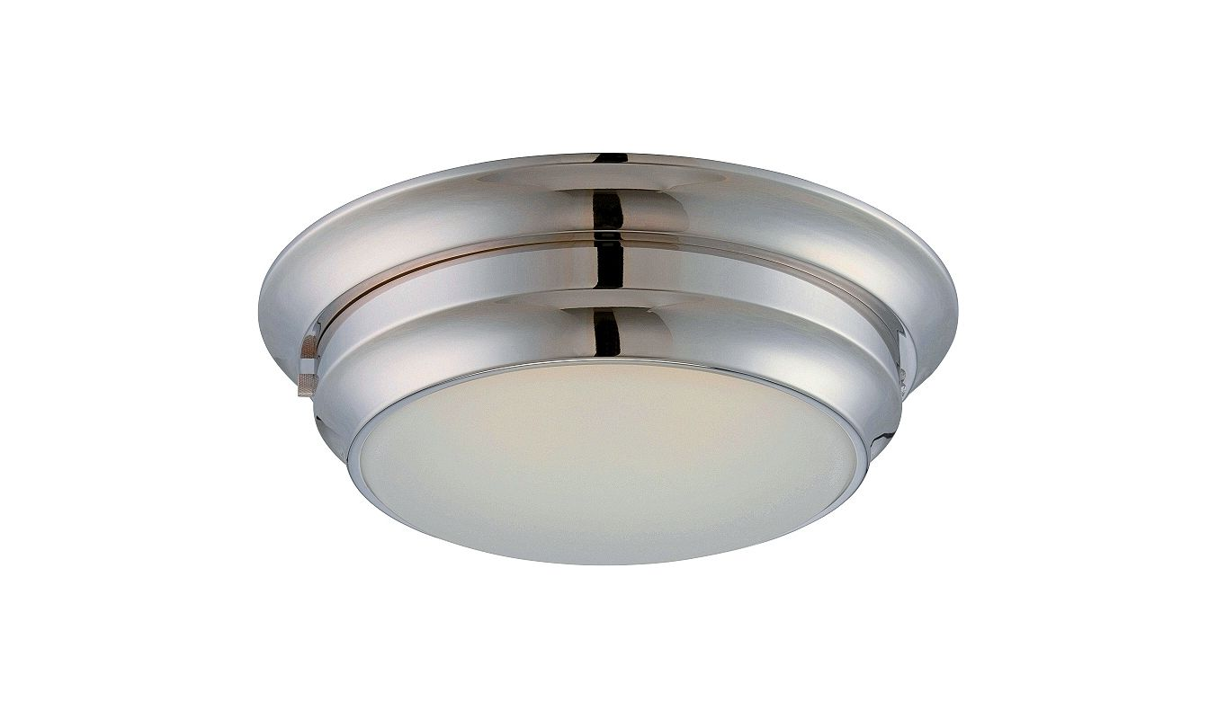 Nuvo Lighting 62/154 Dash 1 Light LED Flush Mount Ceiling Fixture