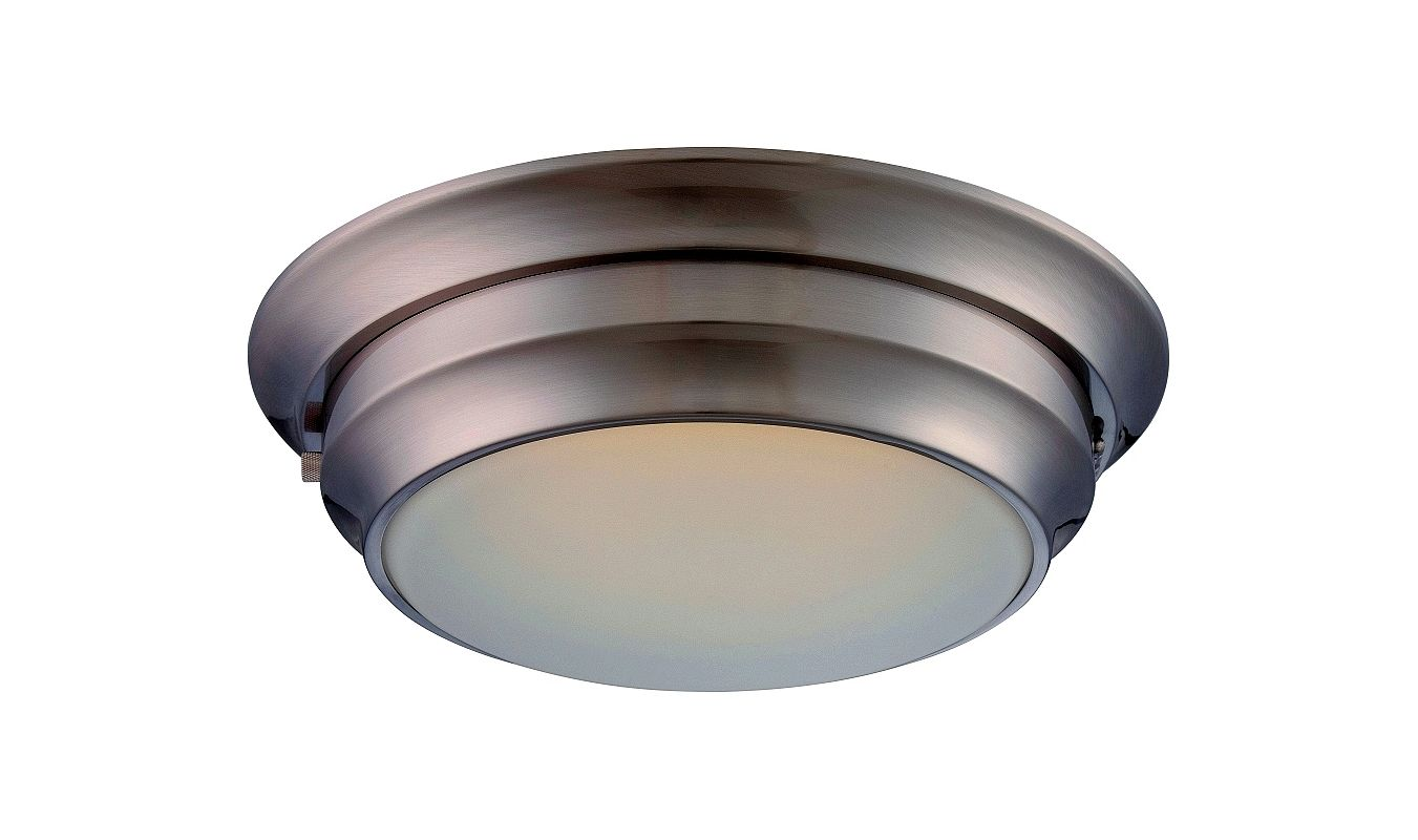 Nuvo Lighting 62/156 Dash 1 Light LED Flush Mount Ceiling Fixture