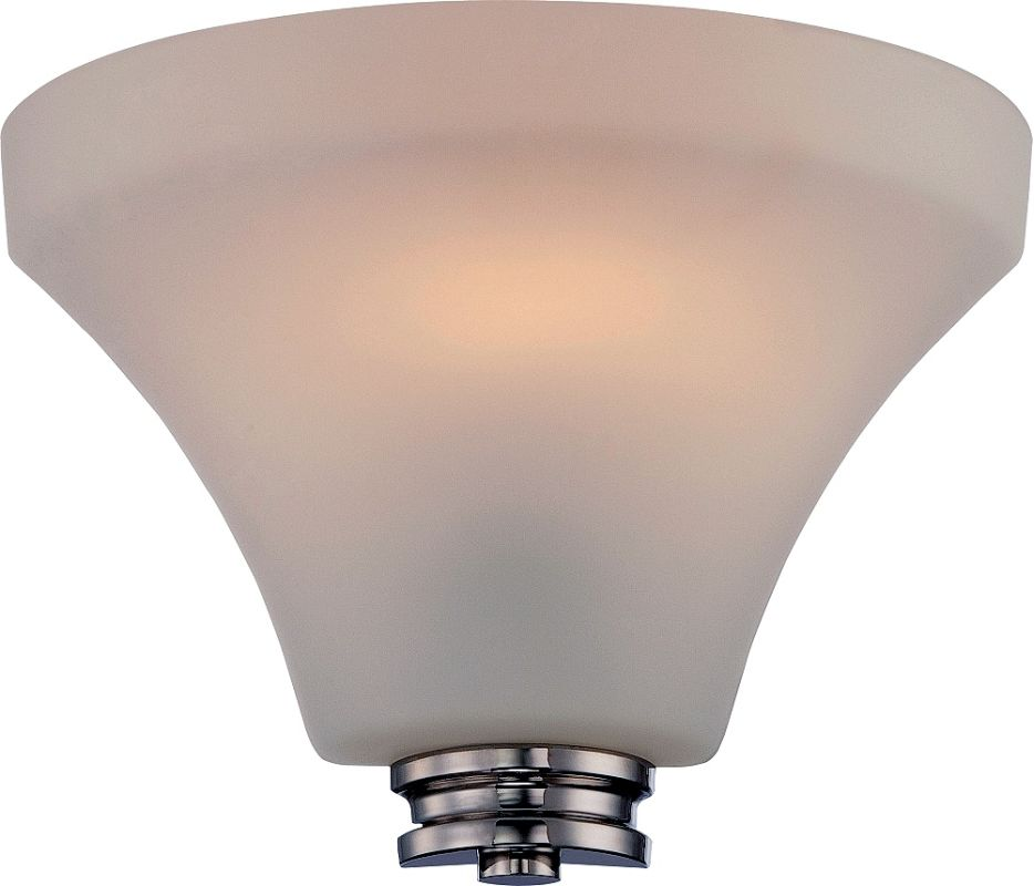 Nuvo Lighting 62/421 Cody 1 Light LED Bathroom Sconce Polished Nickel