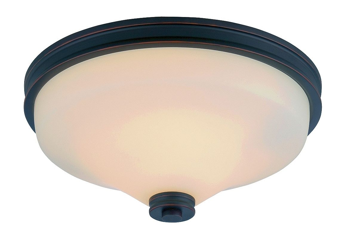 Nuvo Lighting 62/433 Cody 2 Light LED Flush Mount Ceiling Fixture