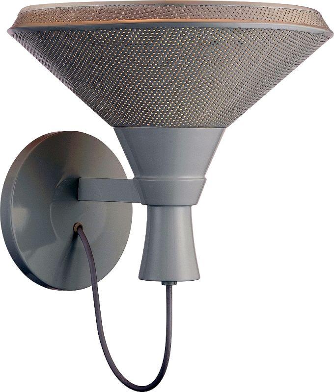 Nuvo Lighting 62/484 Luger 1 Light LED Bathroom Sconce Glacier White