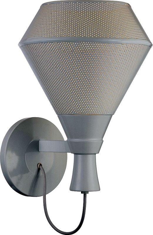 Nuvo Lighting 62/485 Jake 1 Light LED Bathroom Sconce Glacier White