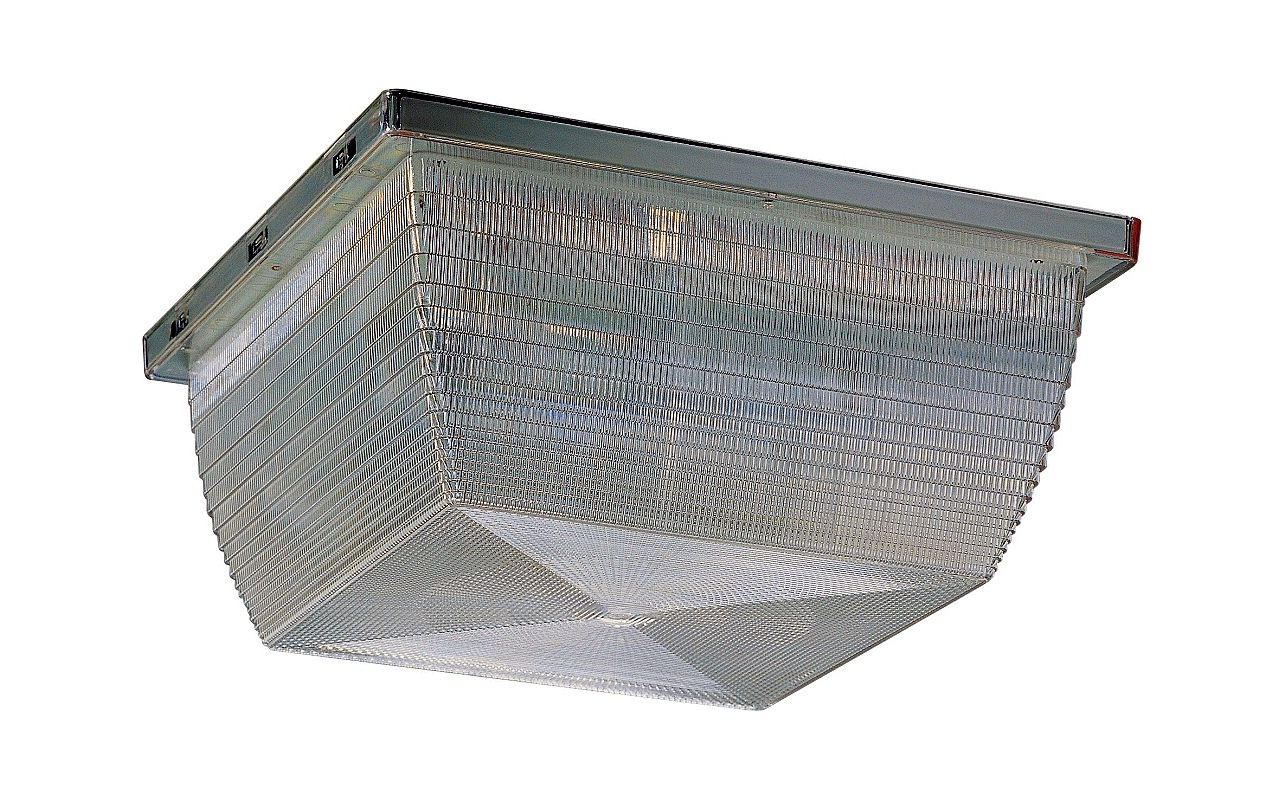 Nuvo Lighting 65/011R Architectural 2 Light Outdoor Flush Mount