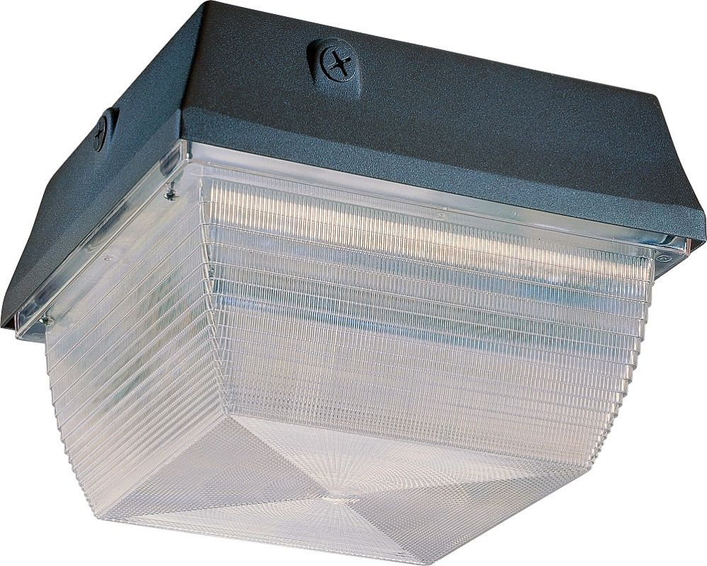 Nuvo Lighting 65/013R Architectural 1 Light Outdoor Flush Mount