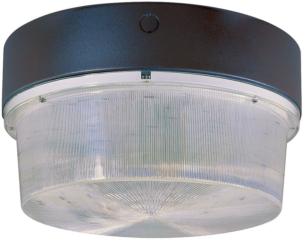Nuvo Lighting 65/014R Architectural 1 Light Outdoor Flush Mount