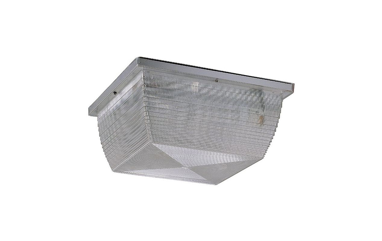 Nuvo Lighting 65/034R Architectural 2 Light Outdoor Flush Mount Sale $99.99 ITEM: bci2613700 ID#:65/034R UPC: 45923650345 :